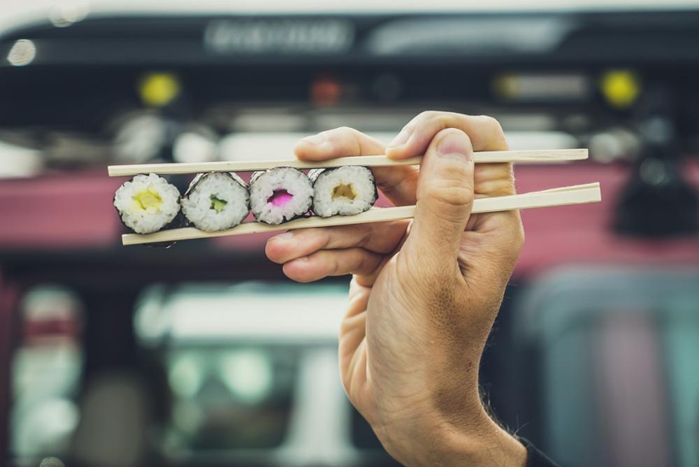 Comment manger des sushis dans les règles de l'art ?