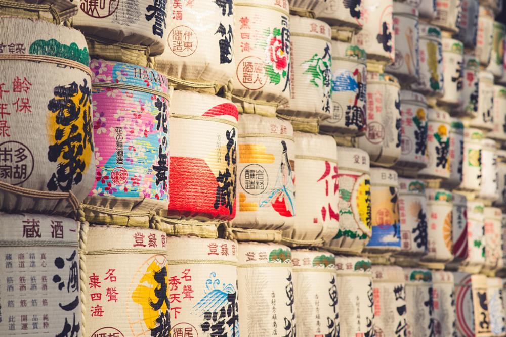 Le Saké, toute une histoire