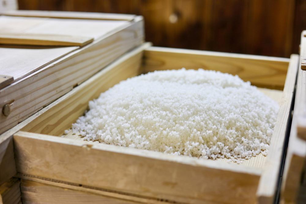 La fabrication du Saké
