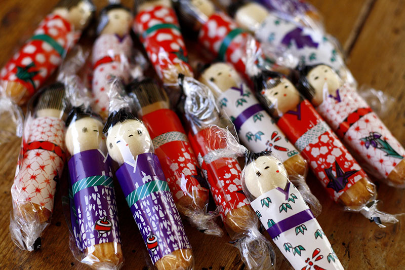 Cadeaux souvenirs Japon